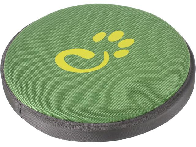 Mountain Paws Catch Hundespielzeug grün